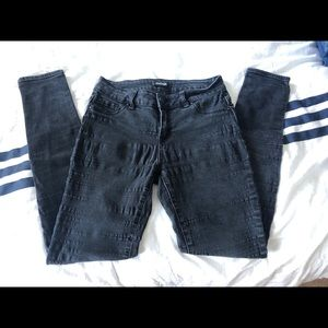 CR Black Skinny Jeans
